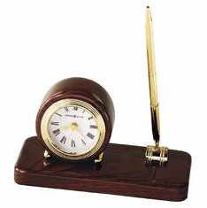 Roland Desk Clock by Howard Miller