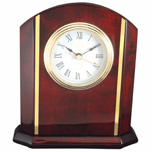 Royal Arch Mantel Clock by Chass