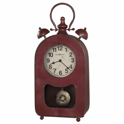 Ruthie Quartz Mantel Clock by Howard Miller
