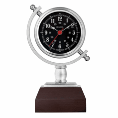 Sag Harbor Mantel Clock by Bulova