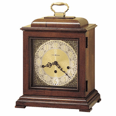 Samuel Watson Key Wound Mantel Clock by Howard Miller