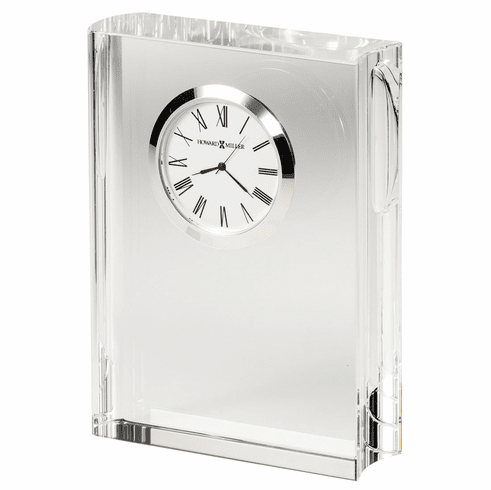 Scholastic Quartz Mantel Clock by Howard Miller