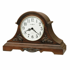 Sheldon Quartz Mantel Clock  by Howard Miller
