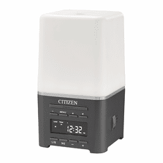Shrewsbury Aromatherapy Bluetooth Alarm Clock by Citizen