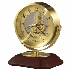 Soloman Quartz Mantel Clock by Howard Miller