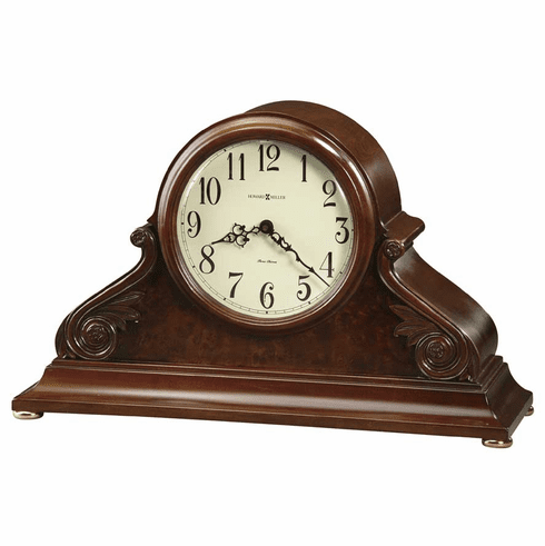 Sophie Quartz Mantel Clock by Howard Miller