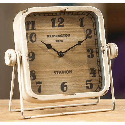 Sorcer Table Clock by Manual Woodworkers and Weavers