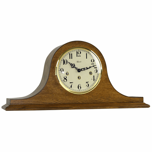 Sweet Briar Quartz Mantel Clock by Hermle