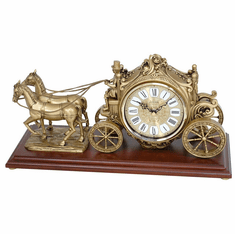 The Buggy Mantel Clock by Rhythm