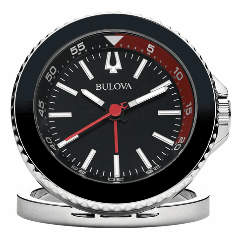 The Diver Alarm Clock by Bulova