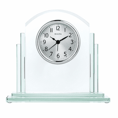 The Statement Alarm Clock by Bulova