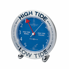 Tide Mate III Table Clock by Howard Miller