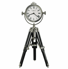 Time Surveyor II Mantel Clock by Howard Miller