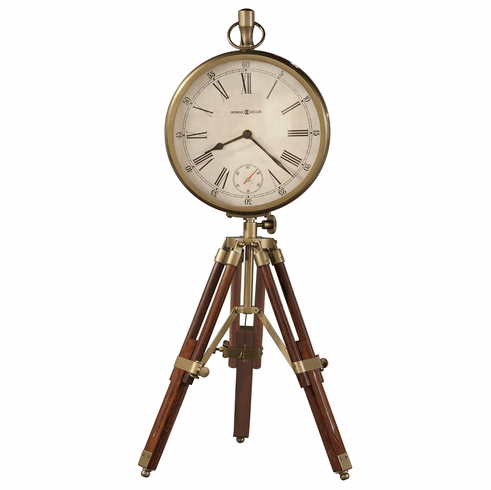 Time Surveyor Quartz Mantel Clock by Howard Miller