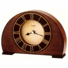 Tremont Mantel Clock by Bulova