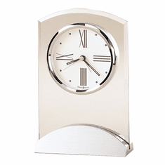 Tribeca Alarm Table Clock  by Howard Miller