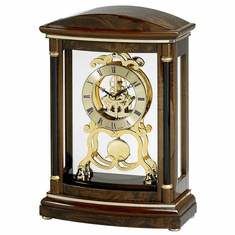 Valeria Mantel Clock by Bulova