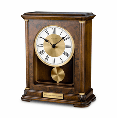 Vanderbilt Mantel Clock by Bulova