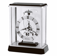 Vantage Mantel Clock by Bulova
