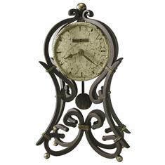 Vercelli Quartz Mantel Clock by Howard Miller