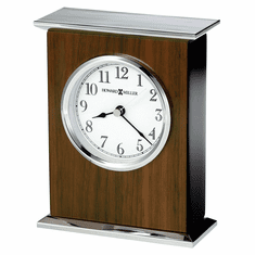 Verona Table Clock by Howard Miller
