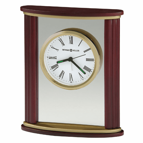 Victor Alarm Table Clock by Howard Miller