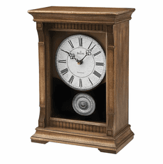 Warrick III Mantel Clock by Bulova