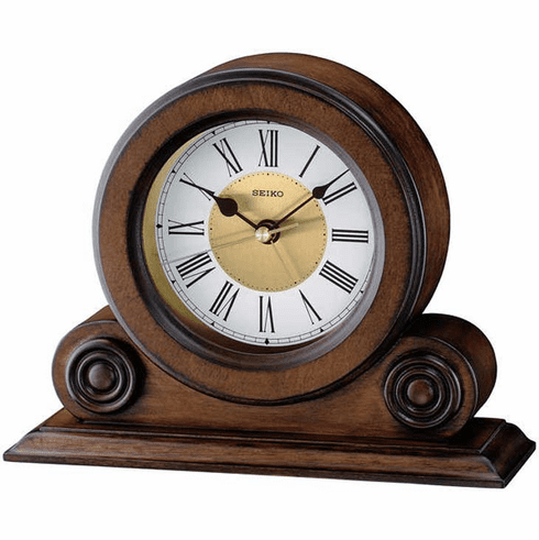 Westfield Alarm Table Clock by Seiko
