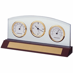 Weston Mantel Clock by Bulova