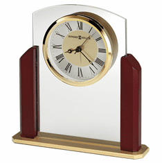 Winfield Quartz Alarm Clock by Howard Miller