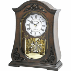 WSM Chelsea Mantel Clock by Rhythm