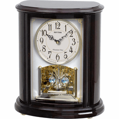 WSM Douglass Mantel Clock by Rhythm