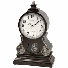 WSM Florentine Mantel Clock by Rhythm