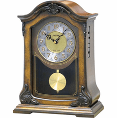 WSM Nice II Mantel Clock by Rhythm