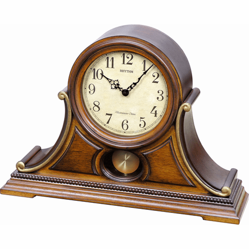 WSM Tuscany II Mantel Clock by Rhythm