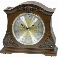 WSM Versailles II Mantel Clock by Rhythm