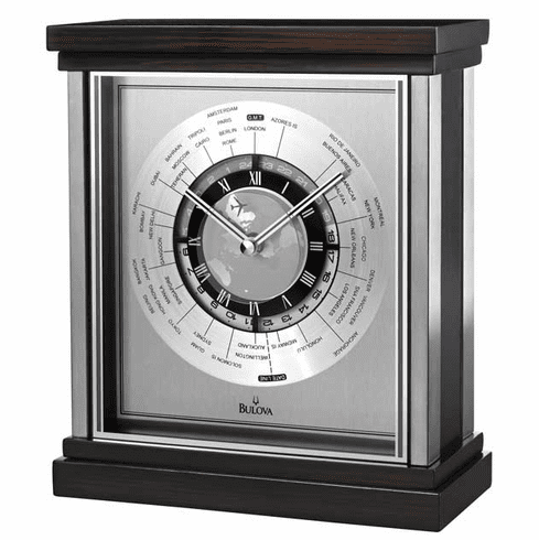 Wyndmere Mantel Clock by Bulova