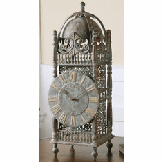 Yaxha Mantel Clock by Uttermost