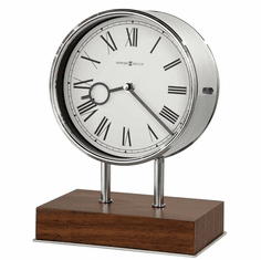 Zoltan Mantel Clock by Howard Miller