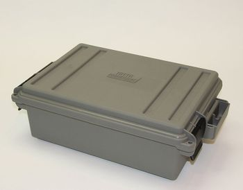 ACR4 - Ammo Crate Utility Box - Light Gray