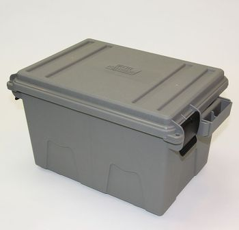ACR7-43 - Ammo Crate Utility Box - Light Gray