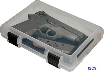 In-Safe Handgun Storage Case 9 (3 pack)