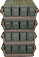 MAC30 - Metal Ammo Can Tray 30 Caliber