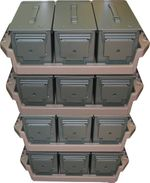 MAC50 - Metal Ammo Can Tray 50 Caliber