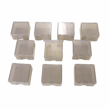 Bullet Box 3x3x2 inches (Set of 10)
