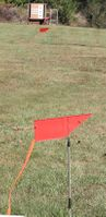 Wind Reader Shooting Range Flag