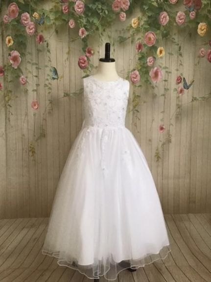 Christie-Helene-UF7033-Communion Dress