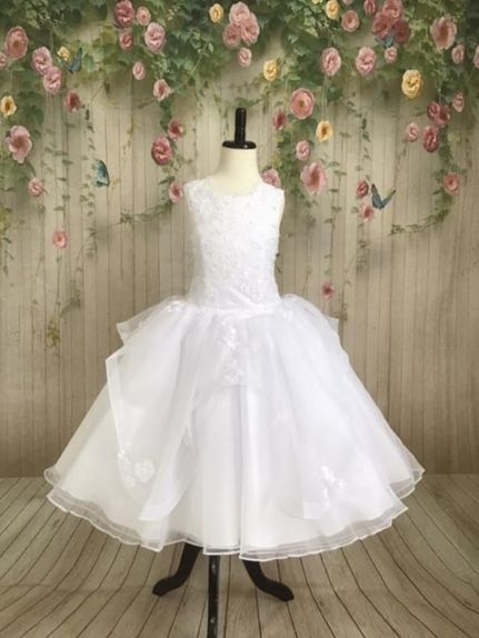 Christie-Helene-UF8029S-Communion Dress