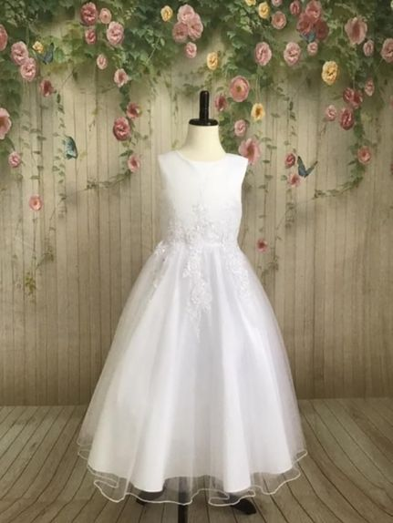 Christie-Helene-UF8132-Communion Dress