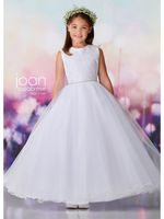 Joan Calabrese-119393 Communion Dress Also Available in Half Sizes